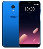 фото товара Meizu M6s 32Gb Blue