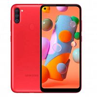 фото товара Samsung A115F Galaxy A11 Red