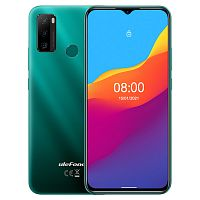 фото товара Ulefone Note 10 (2/32Gb) Aurora Green