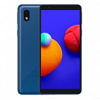 фото товара Samsung A013F Galaxy A01 Core Blue