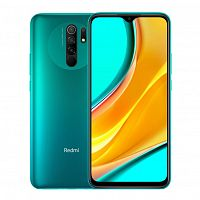 фото товара Xiaomi Redmi 9 3/32Gb Ocean Green