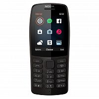 фото товара Nokia 210 DS Black