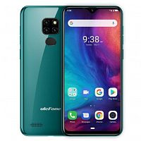 фото товара Ulefone Note 7P (3/32Gb, 4G) Midnight Green