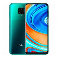 фото товара Xiaomi Redmi Note 9 Pro 6/64Gb Tropical Green