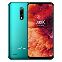 фото товара Ulefone Note 8 (2/16Gb, 3G) Midnight Green