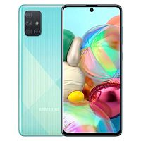 фото товара Samsung A715F Galaxy A71 6/128Gb Blue