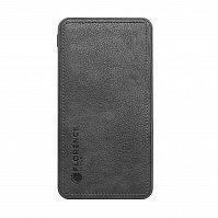 фото товара УМБ FLORENCE LEATHER Li-Pol 10000mAh Black (FL-3024-K)