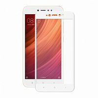 фото товара Защитное стекло MakeFuture Xiaomi Redmi Note 5A Prime Full Cover White