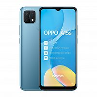 фото товара Oppo A15s 4/64Gb Blue