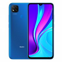 фото товара Xiaomi Redmi 9C 3/64Gb Twilight Blue